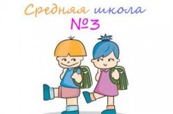 Специализированная школа №3
