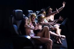 Технология виртуальной реальности 8D cinema