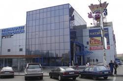 """Торгово-развлекательный центр на Оболони - """"Метрополис"""""""