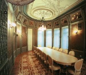 Интерьер дома Городецкого