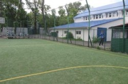 Спортивно-учебная гребельная база