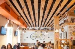 «Druzi Cafe» на Андреевском спуске