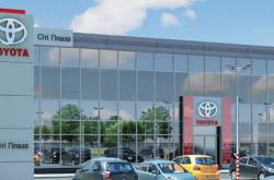 Дилерский центр «City Plaza Toyota»