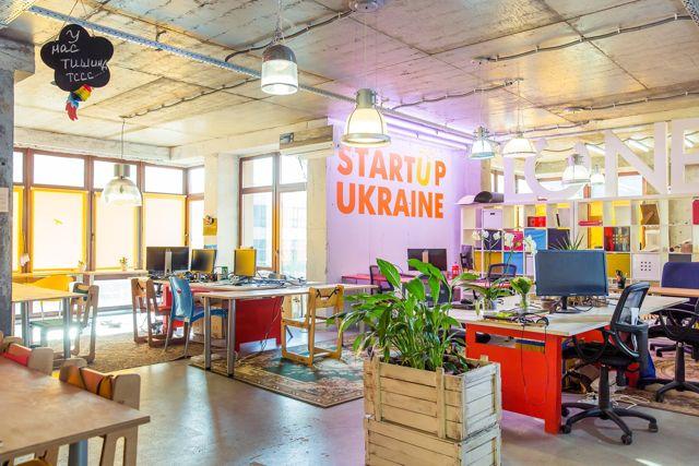 Коворкинг KyivWorking