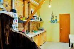 Хостел «Hostel Factory» в Киеве