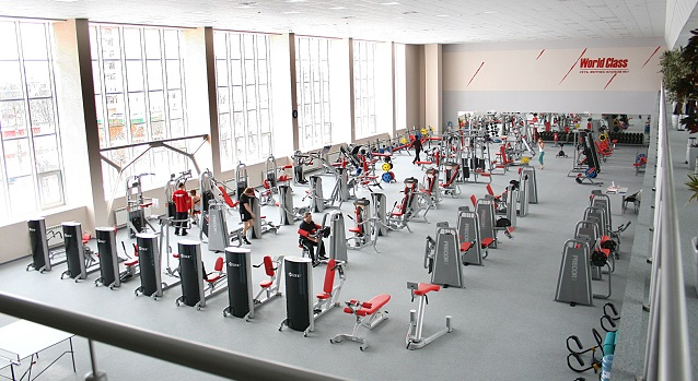 Выбираем фитнес-клуб в Киеве
