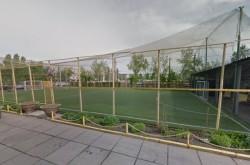 Мини-футбол в Дворце подводного спорта в Киеве