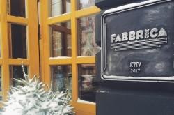 Ресторан Fabbrica в Киеве