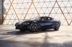 Возвращение легендарного купе BMW 8-Series (видео)