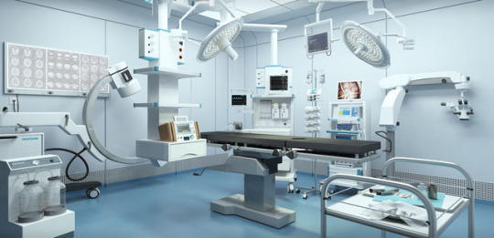 Медицинское оборудование от компании