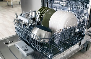 Посудомоечная машина сломалась