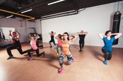 Фитнес-клуб Workshop