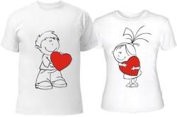 Футболки на 14 февраля: подарки на День Влюбленных