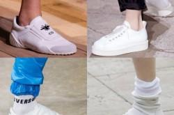 Выбираем модные кроссовки 2018