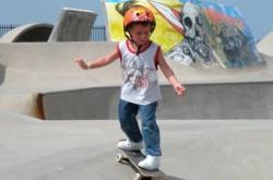 Скейтборды — альтернатива роликовым конькам