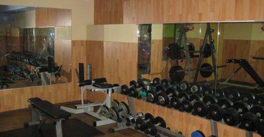Фитнес-клуб Дельта в Соломенском районе