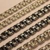 Виды плетения металла и бисера