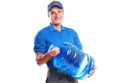 Экологически чистая вода с доставкой: когда и где можно заказать