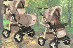 На що слід звернути увагу при виборі коляски-трансформер