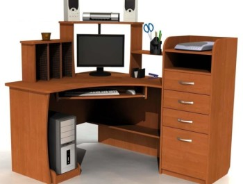 Компьютерно-письменные столы: виды, рекомендации по выбору