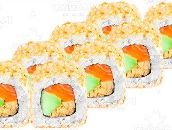 Топ-5 часто заказываемых суши клиентами онлайн-ресторана «Оригами»