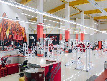 Фитнес-клуб «Atlant Gym»