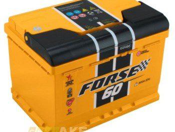 Отличительная характеристика автомобильных аккумуляторов Forse