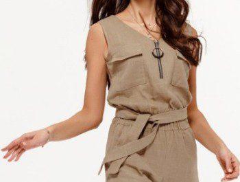 Ткань для женского комбинезона: как сделать верный выбор
