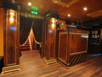 Караоке-ресторан «Luciano»