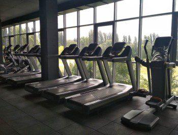 Фитнес-клуб «GRAFIT» на Борщаговке