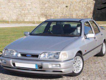 Где купить запчасти на Ford Sierra в Киеве