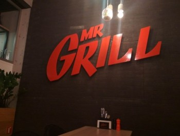 Mr.Grill Hotdogs & Burgers (на Крещатике)