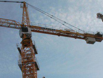 Аренда башенных кранов в Киеве