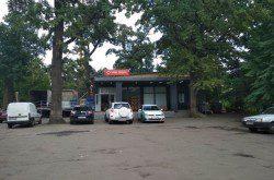 Новая почта №4 на улице Верховинная