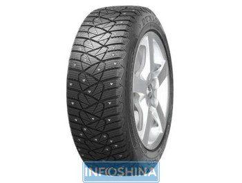 Dunlop Ice Touch: бюджетная модель шипованной резины от Goodyear