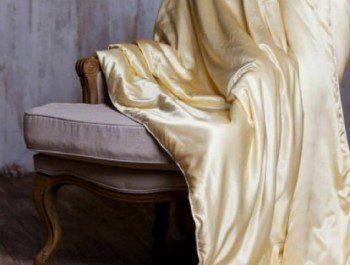 Шелковые одеяла: комфортный сон в любое время года