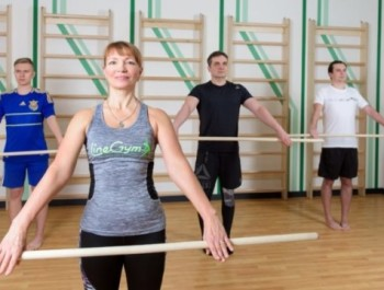 Гимнастика Линий: занятия в Днепре с опытными инструкторами