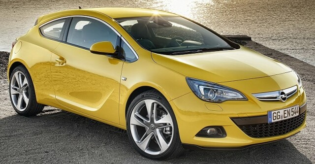 Opel Cupe