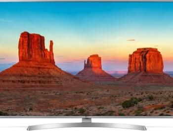 Телевизор LG NanoCell 70UK6710PLA — лучшая техника для вашего дома