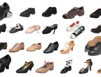 Как выбрать детскую обувь для танцев