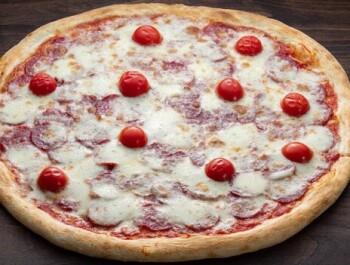 Сколько видов пиццы в мире?