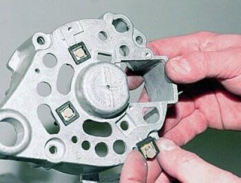 Как проводится ремонт стартера ВАЗ-2107