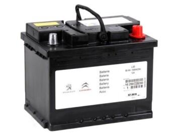 Какой аккумулятор устанавливается на Пежо 408?