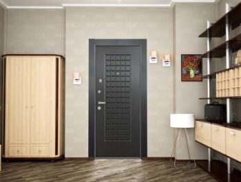 Требования к надежным входным металлическим дверям
