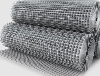 Сварная сетка – идеальный материал для армирования теплого пола