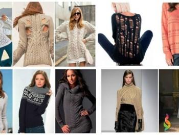 Как выбрать женский свитер в магазине одежды Лебутик